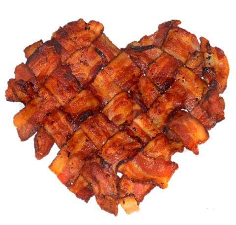 bacon-heart