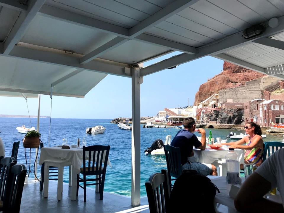 Oia_lunch_views